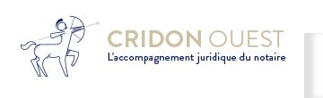logo Cridon ouest